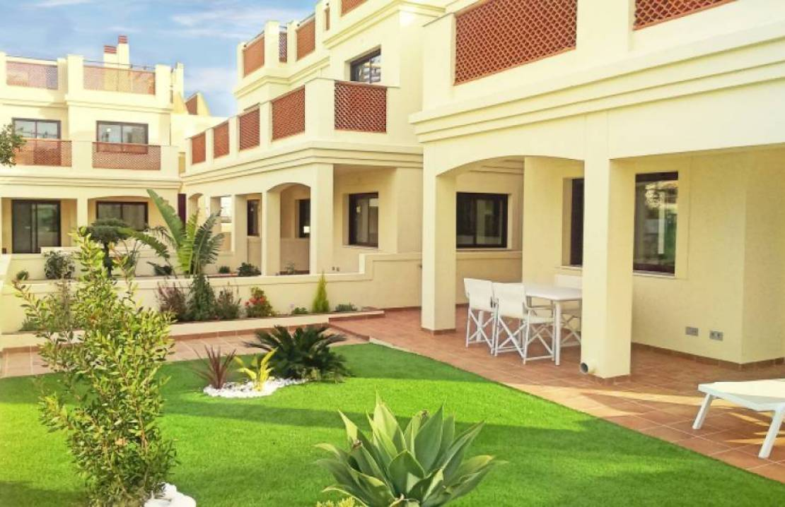 New Build - Bungalow Untergeschoss - Los Alcázares - SERENA GOLF